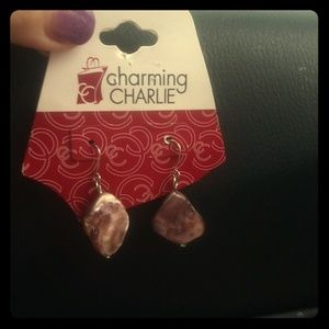 Charming Charlie's earrings